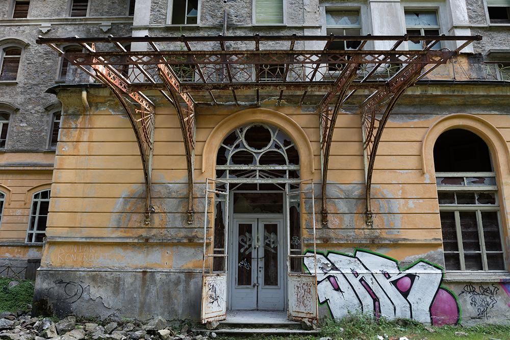 sanatorien in deutschland verlassen häuser